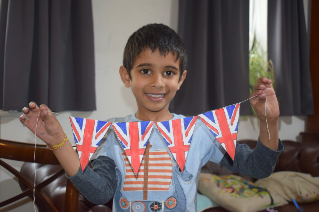 Home Learning and VE Day